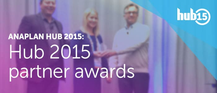 HUB 2015 Day 3: Advanced training sessions for attendees and presentation of partner awards